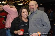More than 400 beer enthusiasts attended each of the event's two tasting sessions.