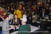 More than 400 beer enthusiasts filled the Neighborhood Theatre in NoDa for each of the event's two tasting sessions.