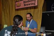 Birdsong Brewing featured a unique jalepeno-infused brew.