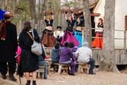 The Jewels of the Caravan are among a slew of comedy, music and theatrical acts performing on the Carolina Renaissance Festival's 11 stages throughout the day.