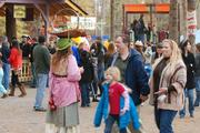 The Carolina Renaissance Festival runs Saturdays and Sundays in October and November, drawing thousands to northern Mecklenburg County each year.