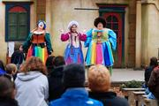 The Village Washer Wenches are among a slew of comedy, music and theatrical acts performing on the Carolina Renaissance Festival's 11 stages throughout the day.