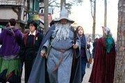 Revelers and actors alike don costumes based on history or fantasy at the Carolina Renaissance Festival.