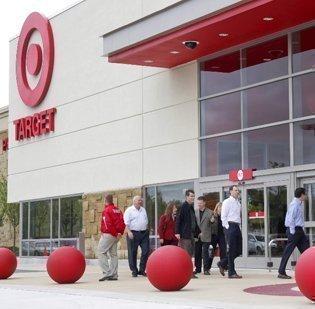 Target is enlisting social media to drive foot traffic.