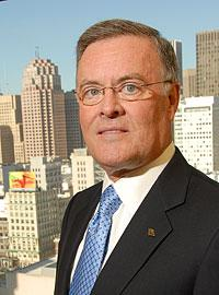 Retired Bank of America CEO Ken Lewis