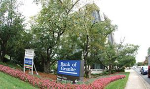 Bank of Granite has three Charlotte-area offices, including its flagship off McDowell Street in uptown.
