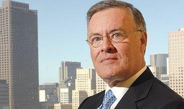 Former Bank of America CEO Ken Lewis.