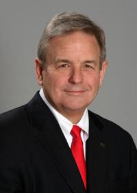 Bank of America Chairman Chad Holliday says the bank is on the right track.