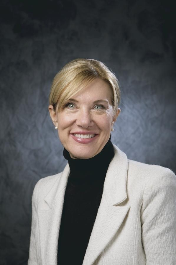 Anne Doss died Wednesday at the age of 56. She had been the head of Wells Fargo's personal and small-business insurance division.