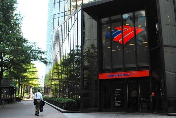 Bank of America is based in Charlotte.