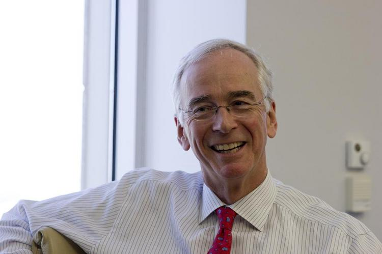 Charles Bowman is Bank of America's market president in North Carolina.