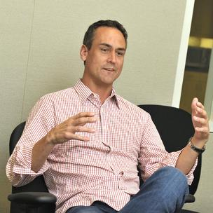Tree.com CEO Doug Lebda will file his company's annual report late this year.