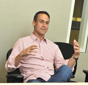 Doug Lebda is chairman and chief executive of Tree.com Inc., the Charlotte-based parent of LendingTree.