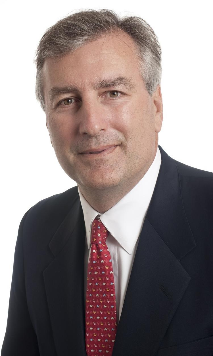 Weston Andress recently became regional president for PNC Bank for western Carolina.