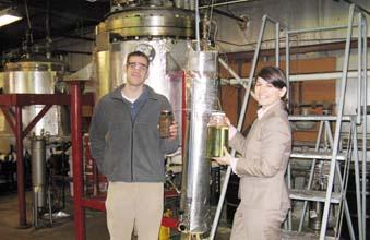 Philadelphia-based BlackGold Biofuels turns commercial kitchen grease and other waste into a fuel source.