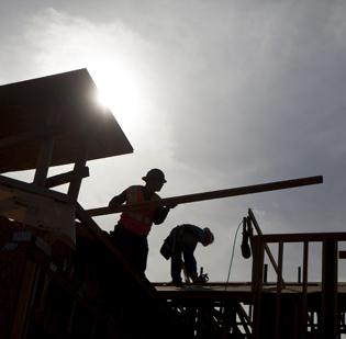 The construction industry in North Carolina shed 4,700 jobs during the year ending in November, according to the Associated General Contractors of America.