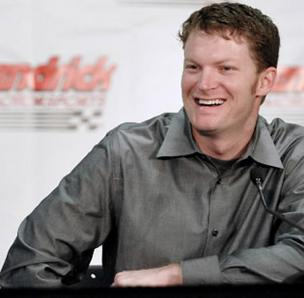 Dale Earnhardt Jr. hierarchical 49th in Sports Illustrated's stylish itemize of highest-paid athletes.