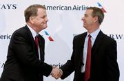 No. 4 - American AirlinesDoug Parker, incoming CEO; Tom Horton, chairmanParker has led US Airways Group and will be CEO of the merged American Airlines. Horton has been CEO of AMR Corp., the parent of the current American Airlines and will be chairman of the new company through the first annual shareholders meeting.