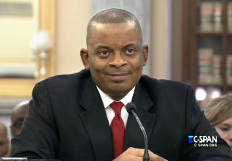 Charlotte Mayor Anthony Foxx's nomination for secretary of the U.S. Department of Transportation will go before the full U.S. Senate for confirmation.