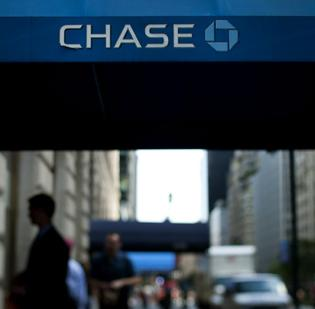 JP Morgan Chase is based in New York.