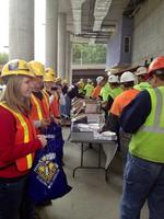 Irwin Tools says thanks to tradesmen in Charlotte