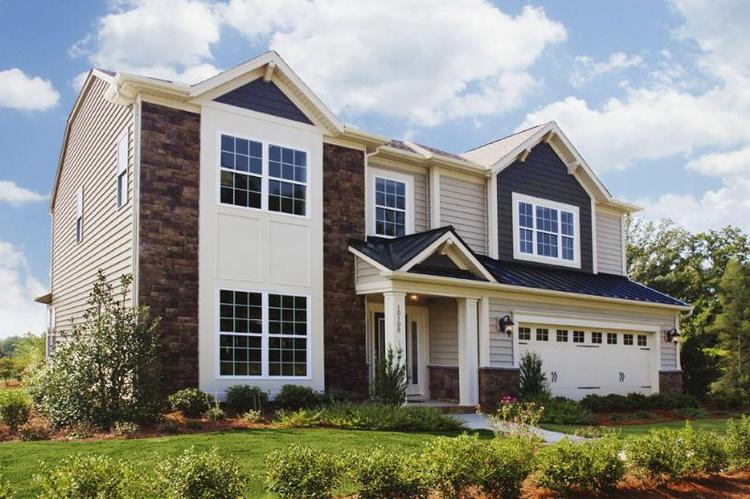 M/I Homes of Charlotte would build Brookvue at the intersection of Poplar Tent and Huntersville-Concord roads in Concord.