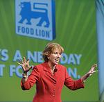 Burns out as Food Lion president in Delhaize America shakeup