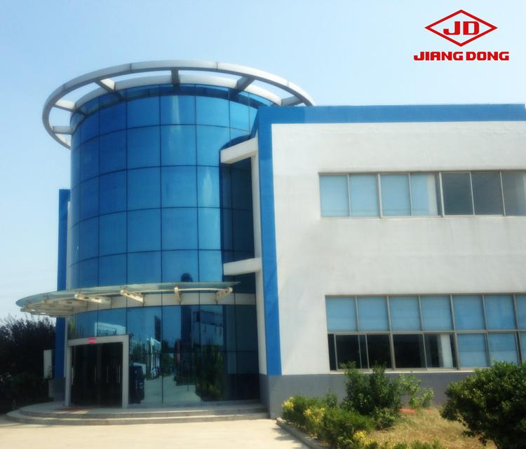 Here's a photo of Jiangdong North America building.