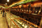 The Gander Mountain Firearms Super Center in Monroe may open as soon as April.