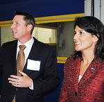 SC Gov. Haley to visit first occupant of Rock Hill business park