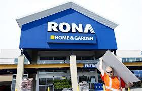 In July, Lowe's proposed buying Rona Inc. for $1.8 billion.