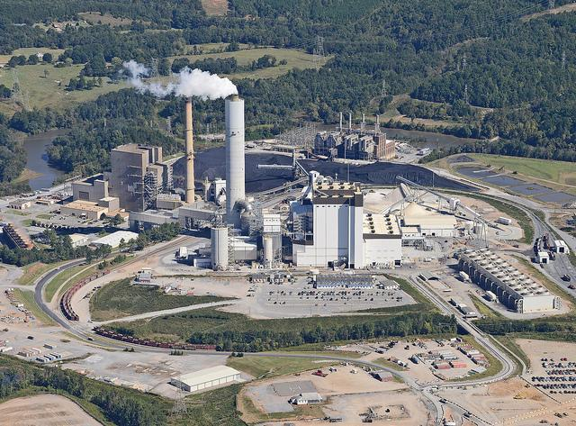 Duke Energy's 825-megawatt Cliffside unithas been contrversial with environmental groups who objected to construction of any new coal-burning plant.