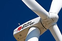 Duke Energy Renewables operates almost 1,000 megawatts of wind power at nine projects in four states.