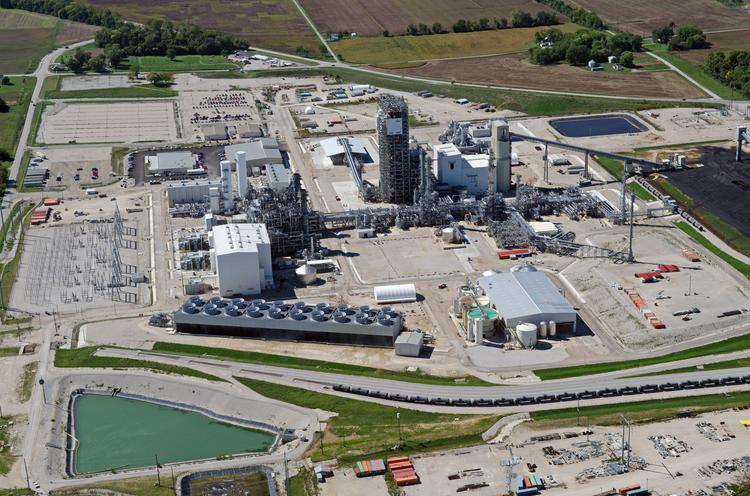 Duke Energy's advanced gasified-coal plant in Indiana is now expected to cost $3.15 billion to complete — almost 70% more than the original price tag when it was proposed in 2006.