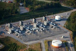 Southern Co. subsidiary Southern Power has started commercial production at the 720-megawatt Plant Cleveland. There are four 180-megawatt natural gas units currently at the plant with room for two more units, if Southern decides to expand.