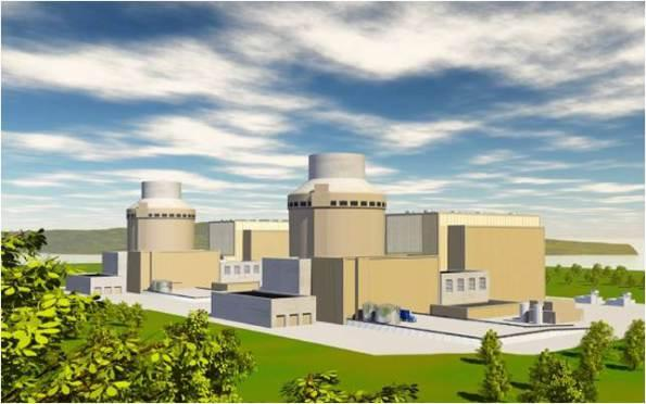 The proposed Lee Nuclear Station would have two 1,117-megawatt AP1000 nuclear reactors. Duke's most estimates put the construction costs at $11 billion, not including financing expenses.