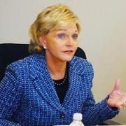 Gov. Beverly Perdue made the jobs announcement Monday.