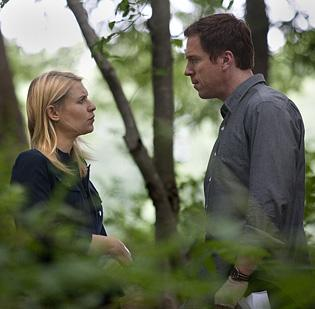 Showtime's Homeland is back in Charlotte, filming its third season.
