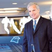 Carolina Panthers President Danny Morrison cites the economic benefit of having the team in Charlotte among reasons the public should foot two-thirds of the bill for improvements to Bank of America Stadium.