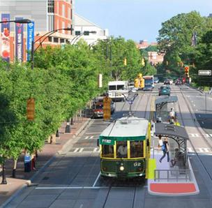 Budget battles over a streetcar line have lingered despite an earlier vote to build a 1.5-mile segment along Elizabeth Avenue.