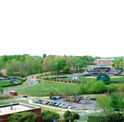 UNC Charlotte's sprawling campus is situated between N.C. Highway 49 and U.S. Highway 29 in the northeastern end of the city.