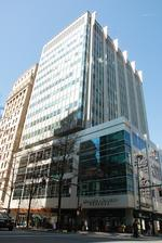 Foreclosure sale scheduled for 200 South Tryon building