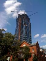 Vue developer: Five years before next Charlotte tower