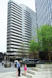 6. 101 Independence Center: 48,340 square feet available This building at the corner of Trade and Tryon has two full floors, 14 and 15, totaling nearly 50,000 square feet. Including scattered space on floors 13, 12, 11, that number grows to more than 70,000 square feet. Law firm Smith Moore Leatherwood, currently at 525 North Tryon, recently signed a new lease for 15,753 square feet on the 13th floor. Asking rental rate: $24 to $25 per square foot. Leasing agent: Jennifer Kurz and Rhea Greene, Trinity Partners