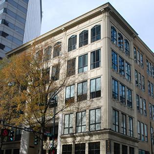 The Ivey's building in uptown Charlotte will soon boast new store fronts.