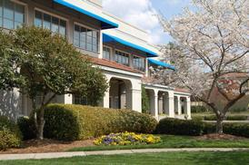 Paragon is set to purchase the Office on the Park building in SouthPark and has listed its current space as available for sublease in May.