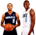 New look for Charlotte Bobcats
