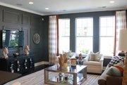 Floor plans heavy on windows provide plenty of natural light.