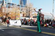 The 2012 Belk Carolinas Carousel Parade, held Thanksgiving Day in uptown Charlotte, marked 65 years for the event. The parade was named among the nation's best by U.S. News Travel.