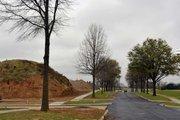Construction at Brightwalk began less than a year ago.